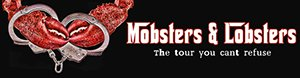 Mobsters & Lobsters Sticky Logo